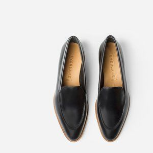 Everlane Modern Loafer Black 8.5, brand new